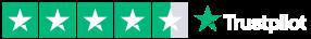 Trustpilot-4.5stars